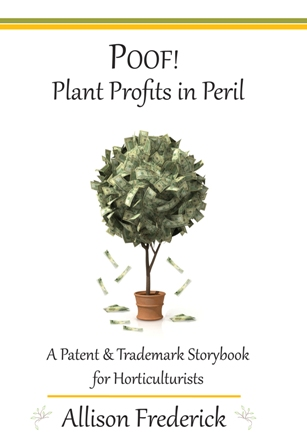 POOF! Patent and Trademark Storybook for Plants